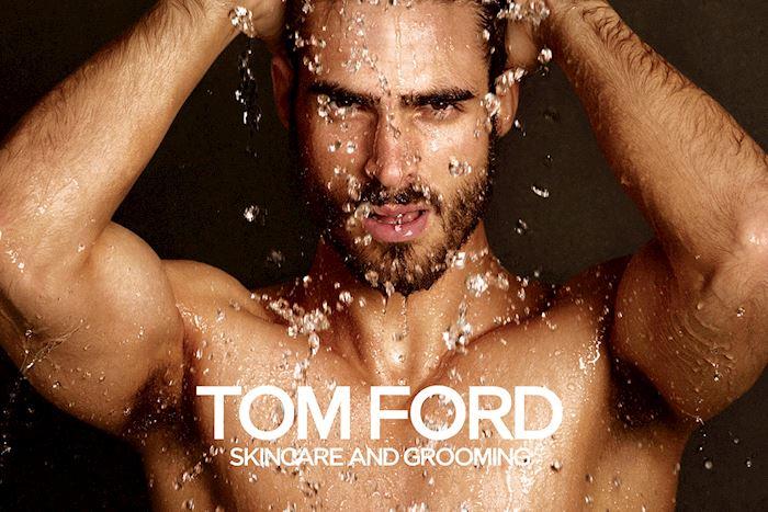 Men skincare grooming