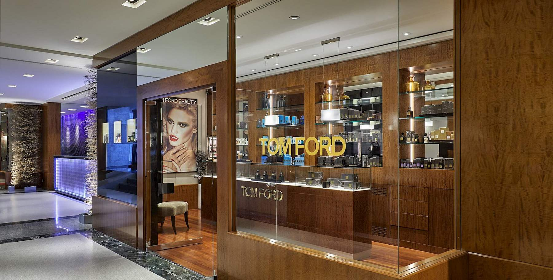 Tom Ford Boutique Clothes