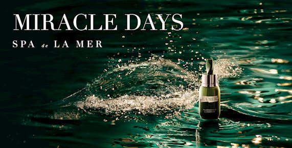 Spa La Mer Geneva - Miracle Days