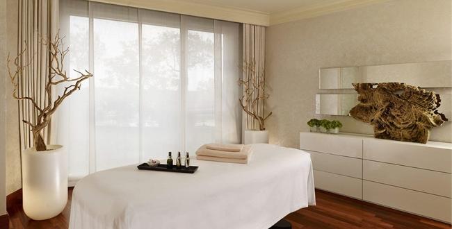 Spa La Mer VIP treatment room